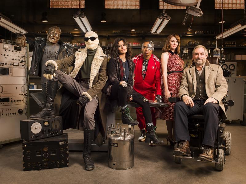 DCドラマ史上最高『ドゥーム・パトロール』 映画級のクオリティ&面白さで大興奮!