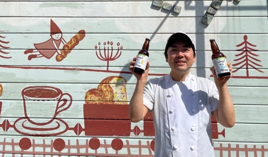 """2000本が即完売!「横浜あおばビール」を生んだパン屋が""""落ちこぼれ""""から町の人気者になるまで - ぶんしょう社"""