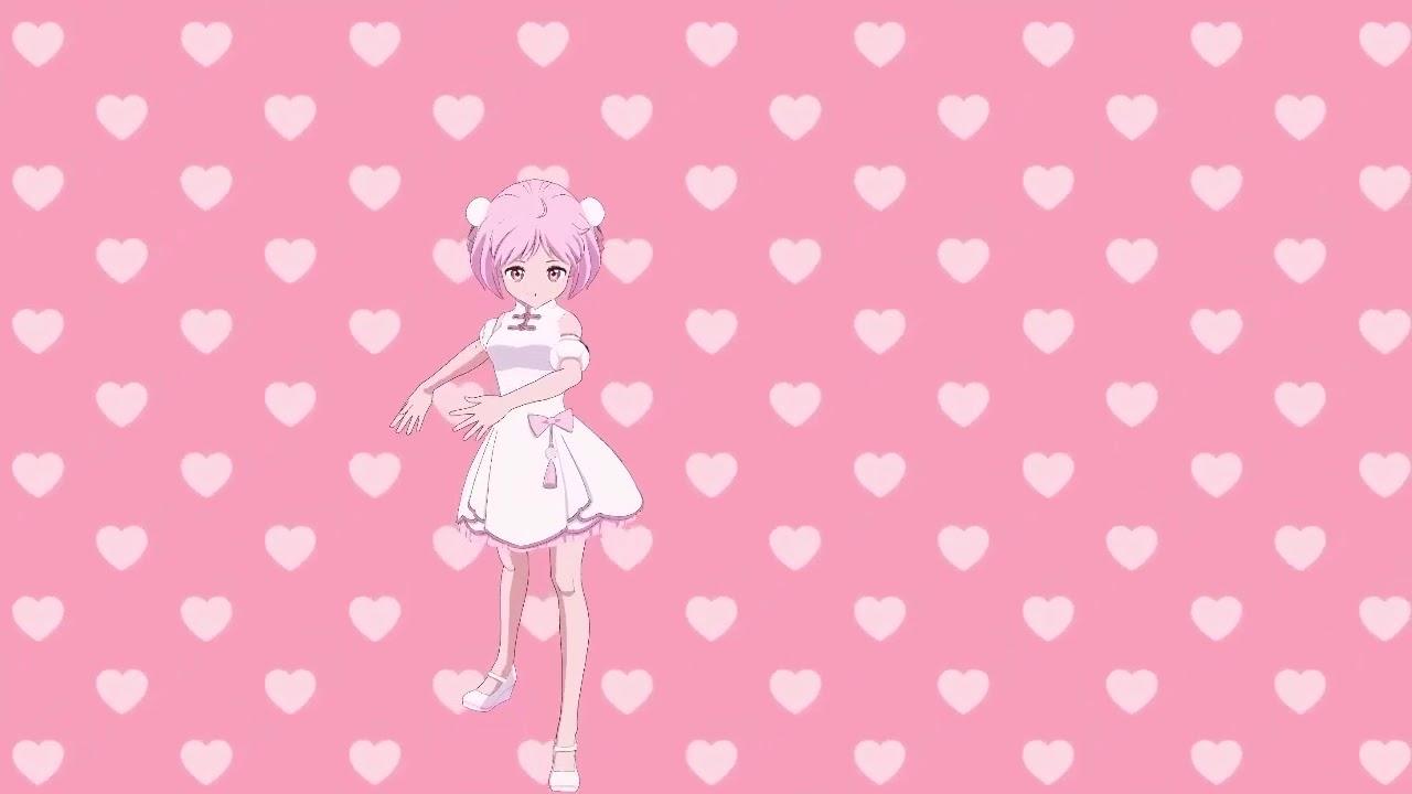 [VRDance] 可愛いアバターMomoちゃんで、バレエの練習っ!