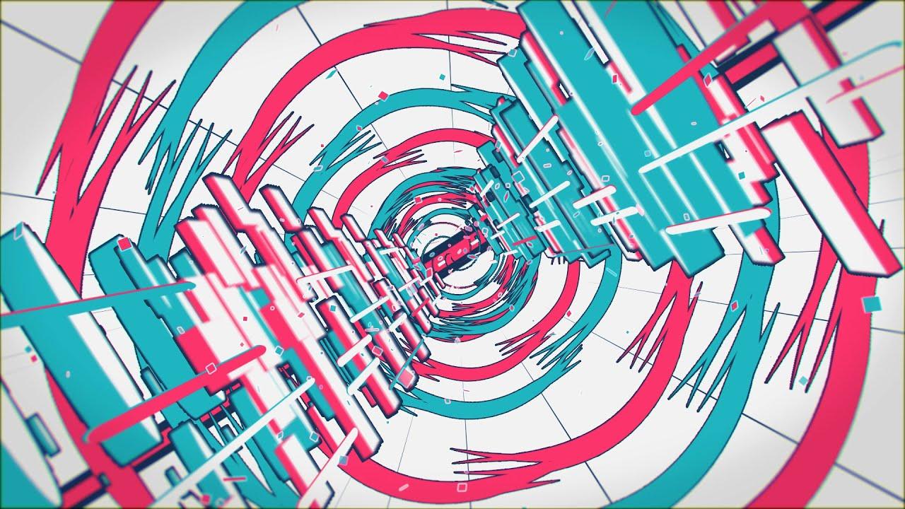 「FUTURE」 モーショングラフィックス