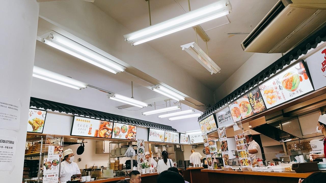 池袋にオープン!中華フードコート「食府書苑」に行ってきた【中華ビジネス戦記④】 | 36Kr Japan | 最大級の中国テック・スタートアップ専門メディア
