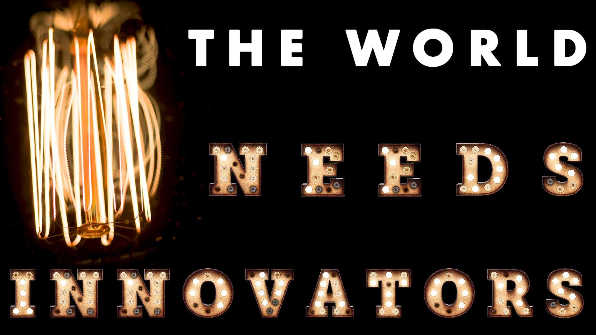 01Challenge - The World Needs Innovators